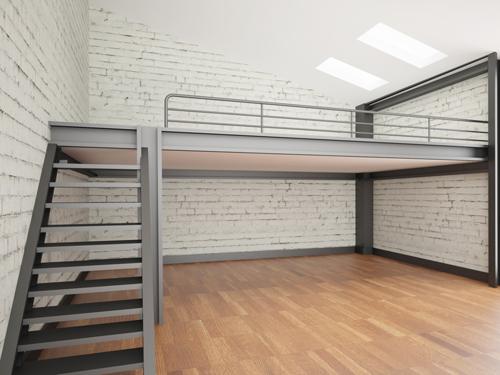 Maldon Building Services | Mezzanine Floors | Office Refurbishment |