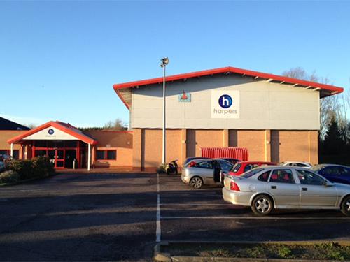 Maldon Building Services - Blackwater Leisure Centre Maldon