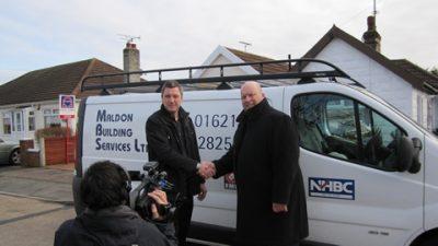 Maldon Building Services - Case Study - As Seen on TV