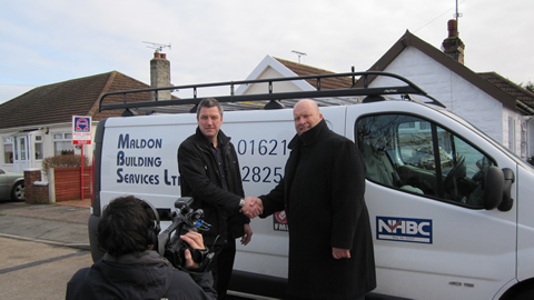 Maldon Building Services - Case Study - As Seen on TV
