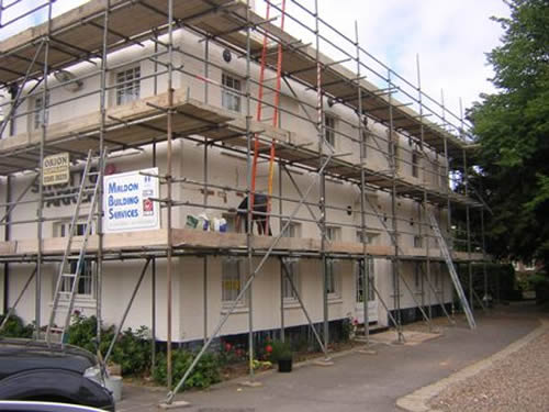 Maldon Building Services- Strutt and Parker