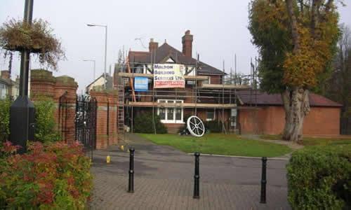 Maldon Building Services - Maldon Museum Maintenance