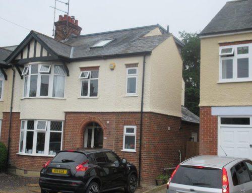Extension & Loft Conversion, Chelmsford