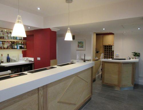 Hotel Refurbishment, Gidea Park