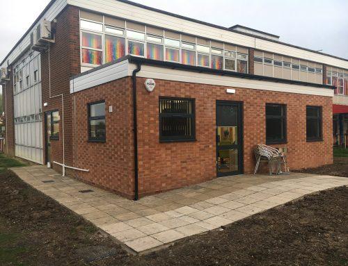 Extension & Refurbishment, West Horndon School