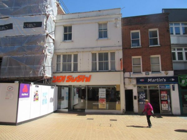 Chelmsford High Street, Shop Facade Rennovations | Maldon Building Services