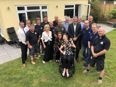 Brampton Close, Westcliff, Essex, Disabled Access, Single Story Extension   Bringing Amy Home   Maldon Building Services
