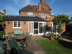 Single Story Kitchen Extension | Moulsham Drive, Essex | Maldon Building Services | MBS