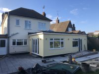 Brampton Close, Westcliff, Essex, Disabled Access, Single Story Extension | Bringing Amy Home | Maldon Building Services