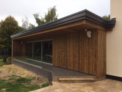 Garden Room, Extension, Wickham Bishops, Essex   Maldon Building Services