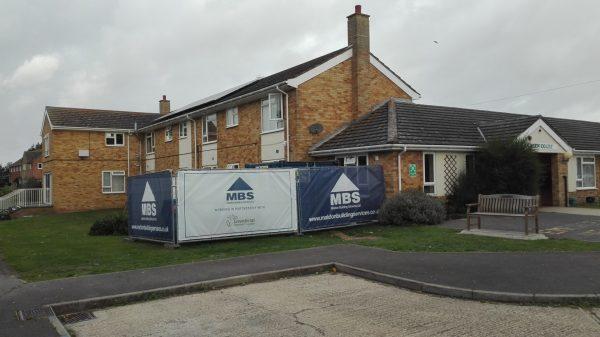 Community Housing Refurbishment, Earls Colne, Essex | Maldon Building Services